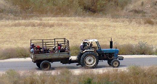 les bédouins sont chassés de leur habitation
