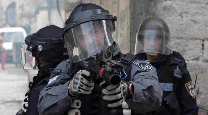 Bil'In : Nuit de raid israélien – juin 2016