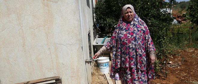 Palestine: Pénurie d'eau sous occupation