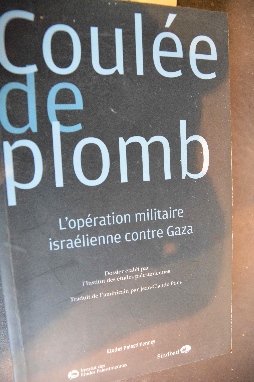 COULEE DE PLOMB
