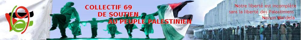 Collectif 69 de soutien au peuple palestinien