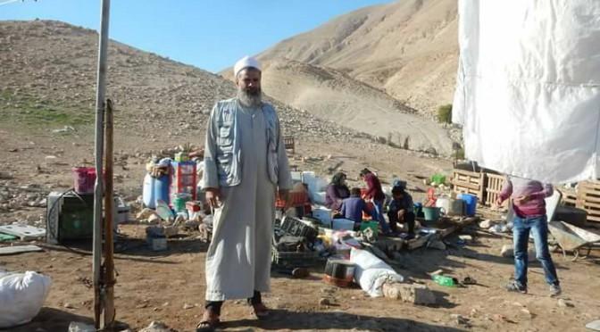 LES DESTRUCTIONS PAR L' ARMÉE D' OCCUPATION ISRAÉLIENNE CONTINUENT