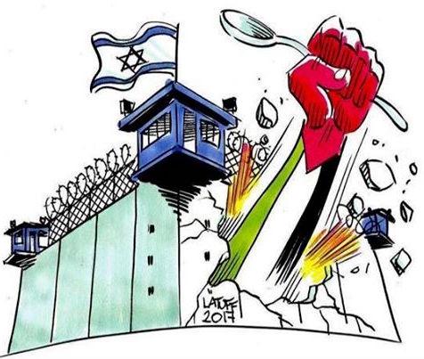 Grève de la faim des prisonniers palestiniens