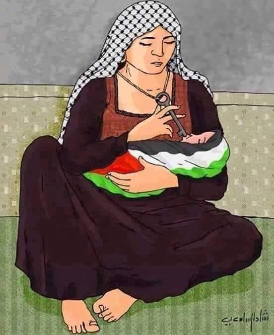 femmes palestiniennes