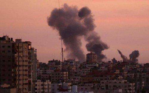 Nouveaux Bombardement sur la bande de Gaza