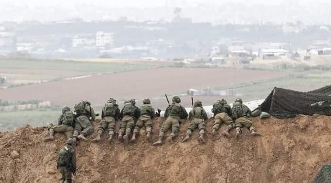 LA FÊTE DE LA TERRE 30 MARS 2018  –  GAZA