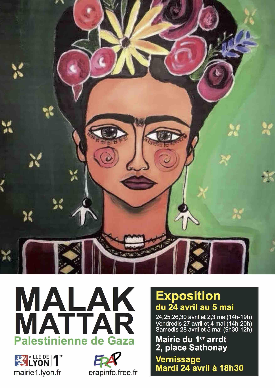 affiche expo ERAP