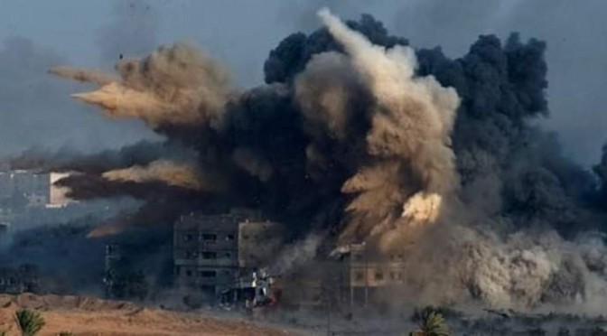 Flambée des tensions à Gaza suite à une opération mortelle des forces israéliennes dans l'enclave
